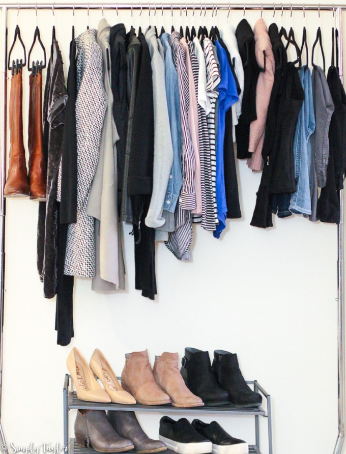 My Capsule Wardrobe at a glance